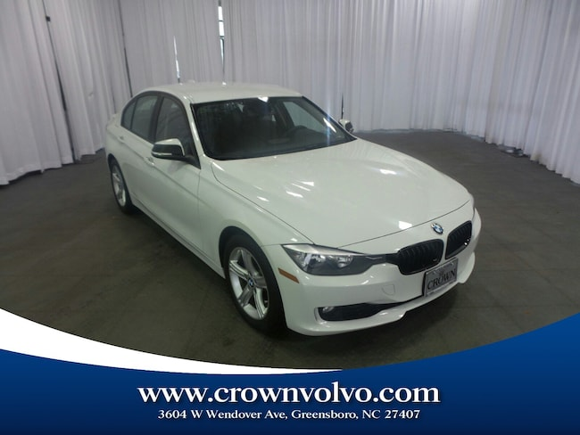 Used 2015 BMW 320i Sedan for sale in Greensboro, NC