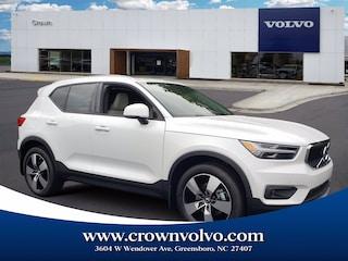 2021 Volvo XC40 SUV YV4162UK5M2414683