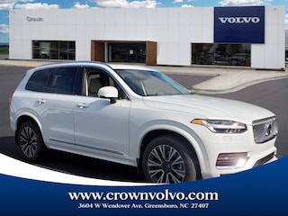 2021 Volvo XC90 Recharge Plug-In Hybrid T8 Inscription Expression 6 Passenger SUV