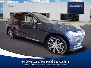 2021 Volvo XC60 Recharge Plug-In Hybrid SUV YV4BR0DL7M1675554