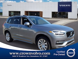 Pre-Owned 2018 Volvo XC90 T5 FWD Momentum (7 Passenger) SUV YV4102CKXJ1391633 for Sale in Greensboro