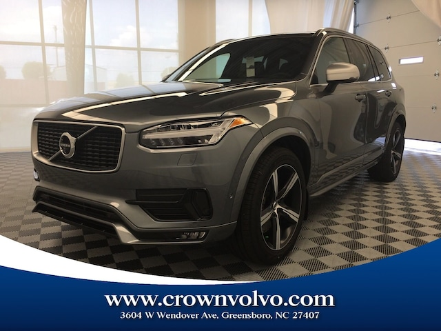 New Volvo for sale | Crown Volvo Cars Serving High Point