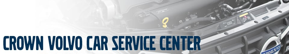 Crown Volvo Service Center