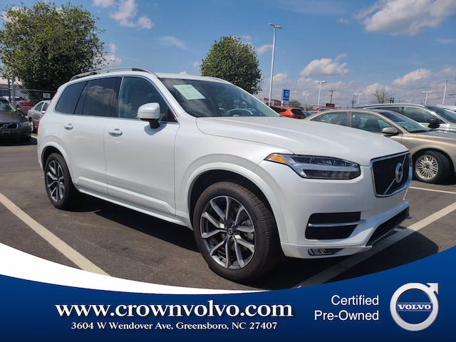 Pre-Owned 2019 Volvo XC90 T6 Momentum SUV YV4A22PK0K1513762 for Sale in Greensboro