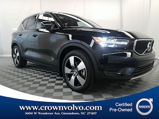 Pre-Owned 2019 Volvo XC40 T5 Momentum SUV YV4162UK4K2055257 for Sale in Greensboro