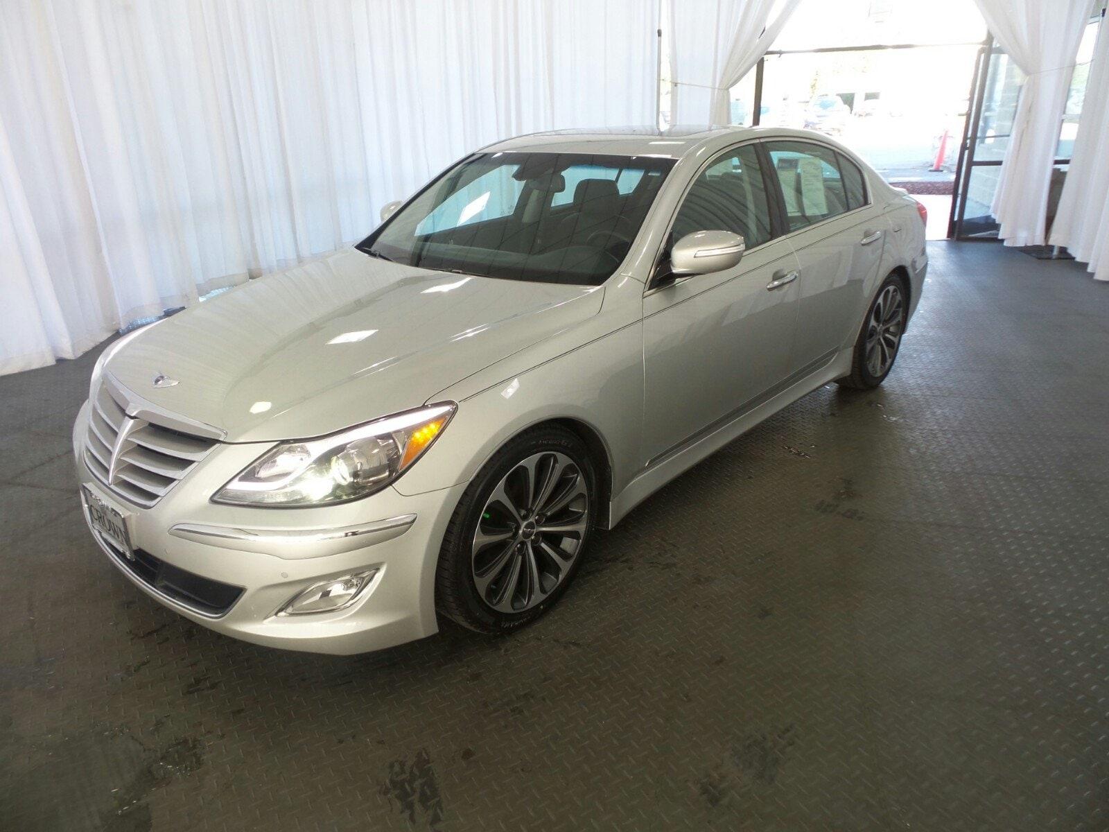... Used 2012 Hyundai Genesis 5.0 R Spec (A8) Sedan For Sale In Greensboro  ...
