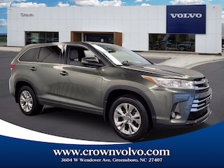 Pre-Owned 2018 Toyota Highlander LE Plus V6 SUV 5TDBZRFH5JS874875 for Sale in Greensboro