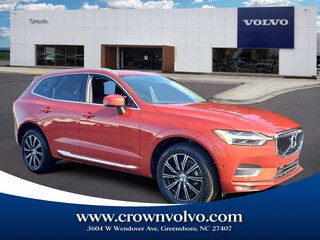 Pre-Owned 2019 Volvo XC60 T5 Inscription SUV LYV102DL3KB315546 for Sale in Greensboro