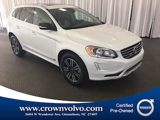 Pre-Owned 2017 Volvo XC60 T5 FWD Dynamic SUV YV440MDRXH2128681 for Sale in Greensboro
