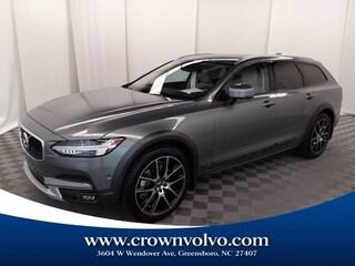 2020 Volvo V90 Cross Country Wagon YV4A22NL6L1113573