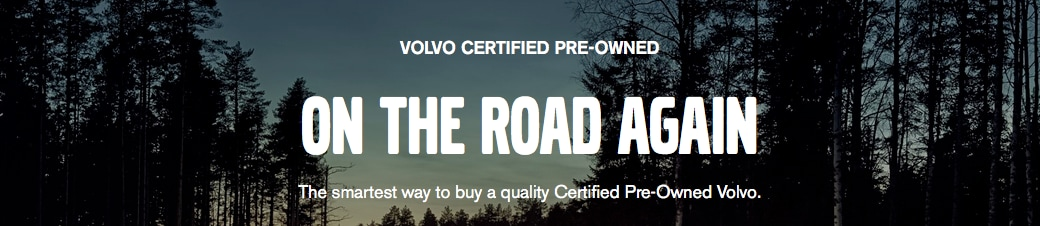 Certified Volvo