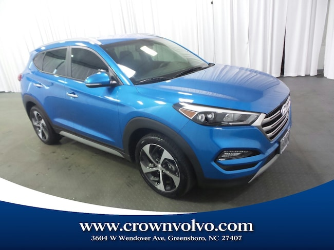 Used 2017 Hyundai Tucson Limited SUV for sale in Greensboro, NC