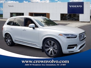 2021 Volvo XC90 Recharge Plug-In Hybrid SUV YV4BR0CL9M1674276