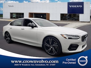 Pre-Owned 2020 Volvo S90 T6 R-Design Sedan LVYA22MT4LP169215 for Sale in Greensboro