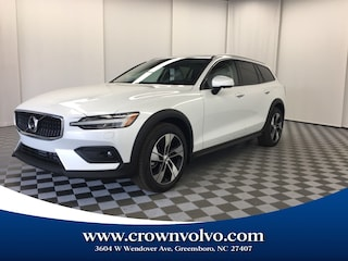 2020 Volvo V60 Cross Country Wagon YV4102WK9L1035382