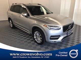 Pre-Owned 2018 Volvo XC90 T6 AWD Momentum (7 Passenger) SUV YV4A22PK3J1195330 for Sale in Greensboro
