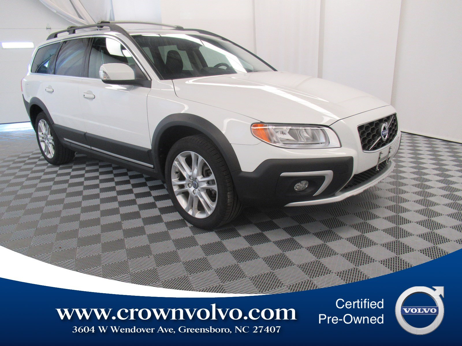 Used Tires Greensboro Nc >> Used 2016 Volvo Xc70 T5 Premier For Sale Greensboro Nc G1260452