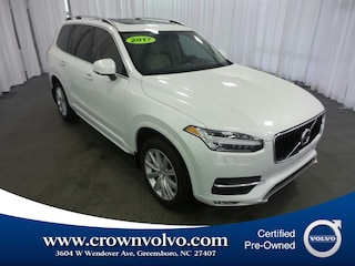 Pre-Owned 2017 Volvo XC90 T6 AWD Momentum SUV YV4A22PK4H1129251 for Sale in Greensboro