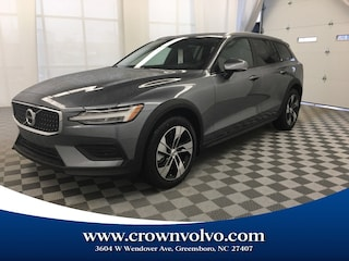 2020 Volvo V60 Cross Country Wagon YV4102WK9L1038346