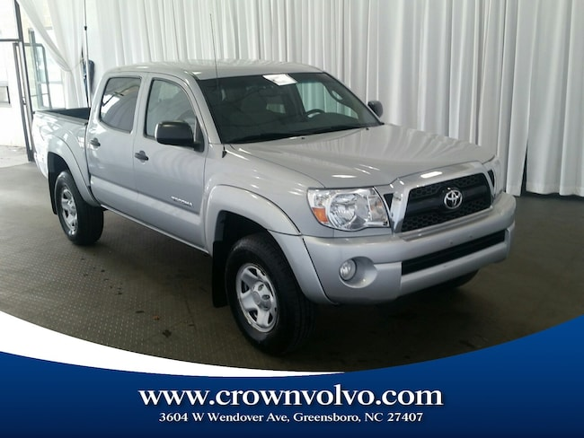 Used 2011 Toyota Tacoma PreRunner V6 Truck Double Cab for sale in Greensboro, NC