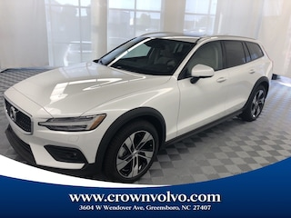 2020 Volvo V60 Cross Country Wagon YV4102WKXL1030899