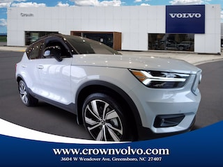 2021 Volvo XC40 Recharge Pure Electric SUV YV4ED3UR6M2455544