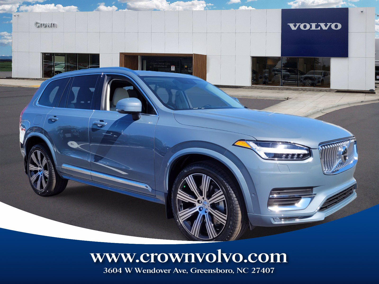 New Volvo For Sale Crown Volvo Cars Serving Greensboro And High Point Volvo S60 Xc40 Xc60 Xc70 Xc90 Or V60