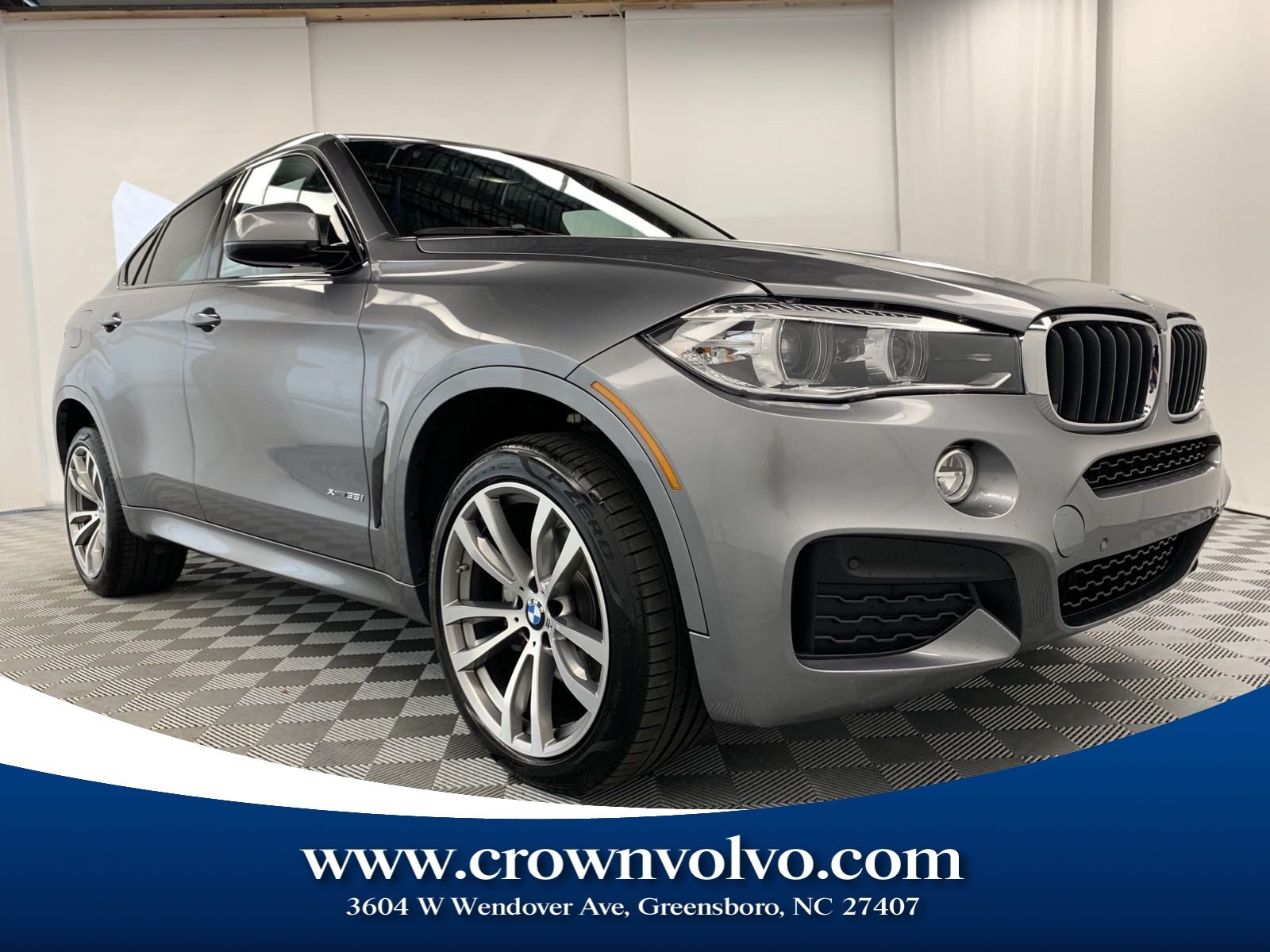 2017 BMW X6 xDrive35i SAV