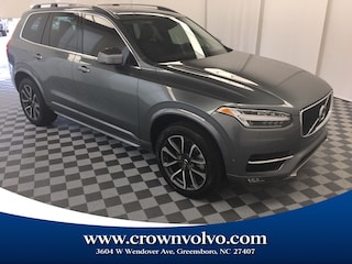 Pre-Owned 2018 Volvo XC90 T6 AWD Momentum (7 Passenger) SUV YV4A22PK7J1368010 for Sale in Greensboro