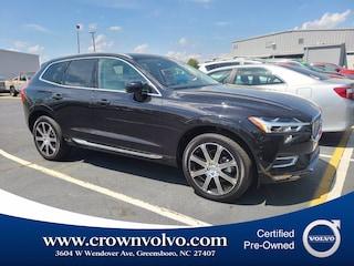 Pre-Owned 2021 Volvo XC60 T5 Inscription SUV YV4102RL1M1737444 for Sale in Greensboro