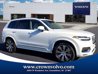 2021 Volvo XC90 Recharge Plug-In Hybrid SUV YV4BR0CL2M1701916