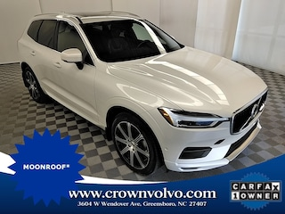 Pre-Owned 2018 Volvo XC60 T5 AWD Momentum SUV LYV102RK5JB077357 for Sale in Greensboro