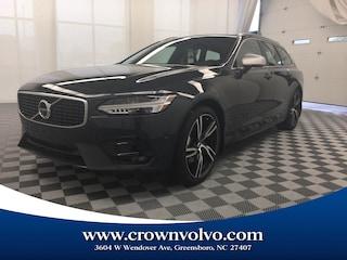 2019 Volvo V90 Wagon YV1102GM5K1090536