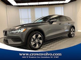 2020 Volvo V60 Cross Country Wagon YV4102WK9L1045653