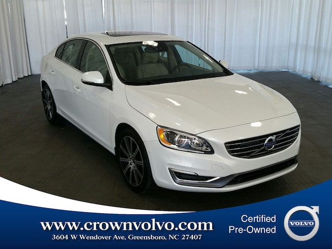 Used 2016 Volvo S60 T5 Platinum Inscription Sedan for sale in Greensboro, NC