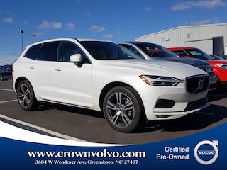 Pre-Owned 2018 Volvo XC60 T5 AWD Momentum SUV LYV102RK6JB073303 for Sale in Greensboro