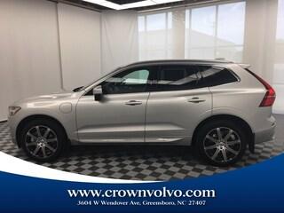 2019 Volvo XC60 Hybrid SUV YV4BR0DL0K1383502