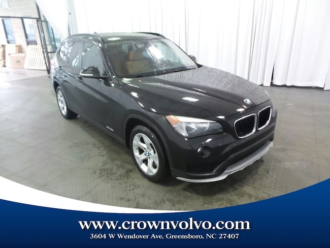 Used 2015 BMW X1 sDrive28i SUV for sale in Greensboro, NC