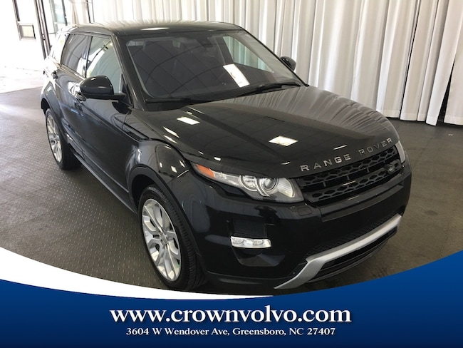 29e13f964054b Used 2014 Land Rover Range Rover Evoque DYNAMIC For Sale in ...