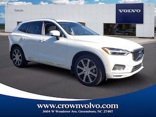 2021 Volvo XC60 SUV YV4102DL8M1699928