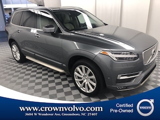 Pre-Owned 2016 Volvo XC90 SUV YV4A22PL0G1002018 for Sale in Greensboro