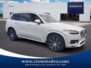 2021 Volvo XC90 Recharge Plug-In Hybrid SUV YV4BR00L1M1679900