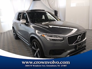 Pre-Owned 2017 Volvo XC90 T6 AWD R-Design SUV YV4A22PM1H1111078 for Sale in Greensboro
