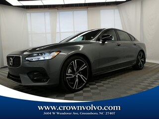 2020 Volvo S90 Sedan LVYA22MT7LP156989
