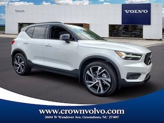 2021 Volvo XC40 SUV YV4162UMXM2405852