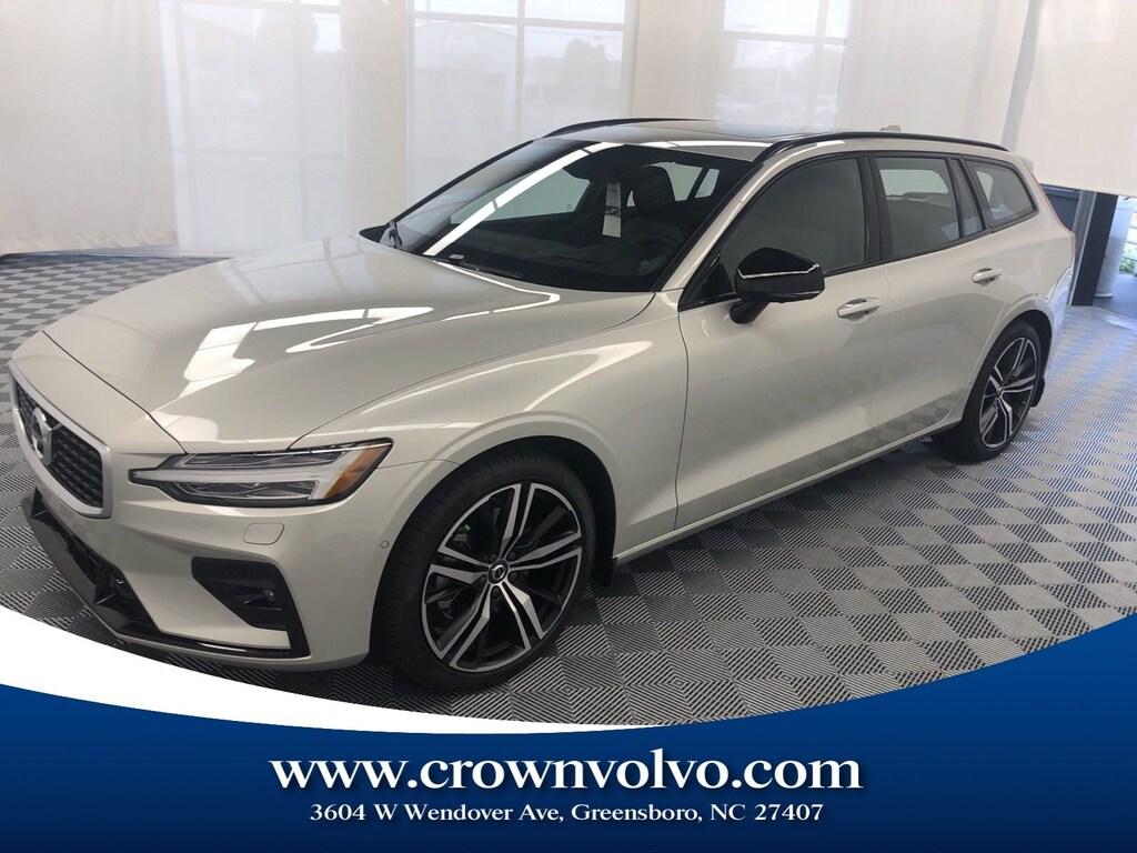 New 2020 Volvo V60 T5 R Design For Sale Greensboro Nc