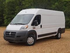 2018 Ram ProMaster 3500 CARGO VAN HIGH ROOF 159 WB EXT Extended Cargo Van