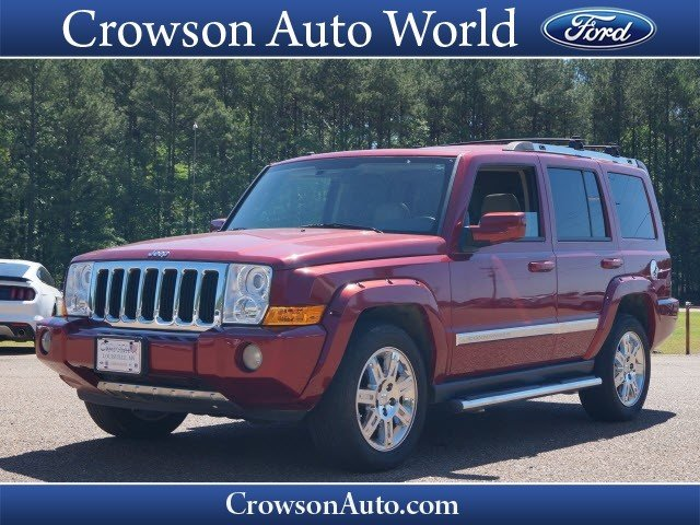 2010 Jeep Commander Limited 4WD  Limited