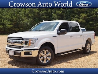 2018 Ford F-150 XLT XL 2WD SuperCrew 5.5 Box
