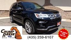 Used 2018 Ford Explorer Limited SUV for sale in Moab, UT